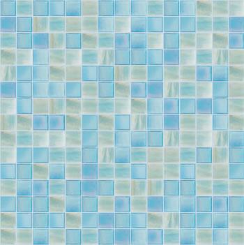 Pin mosaico azulejos de ba o on pinterest - Azulejos mosaico bano ...