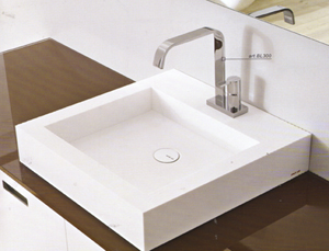 Lavabo Point de Antonio Lupi
